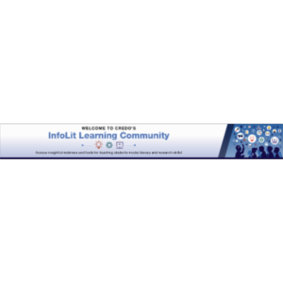 Credo InfoLit Learning Community icon
