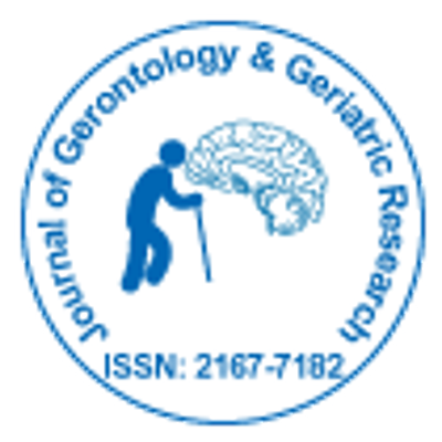 Geriatric Psychiatry Open Access Journal icon