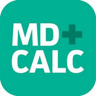 MDCalc - Medical calculators, equations, algorithms, and scores icon