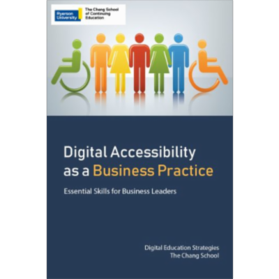 Digital Accessibility as a Business Practice  Open Textbook icon