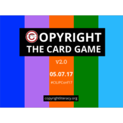 Copyright the Card Game - U.K. version icon