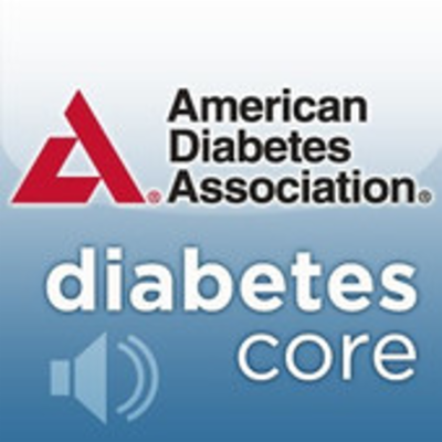 Diabetes Core Update Podcasts | American Diabetes Association icon