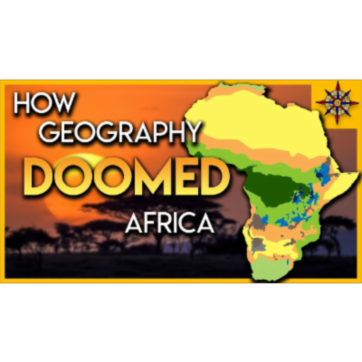 How Geography DOOMED Africa icon