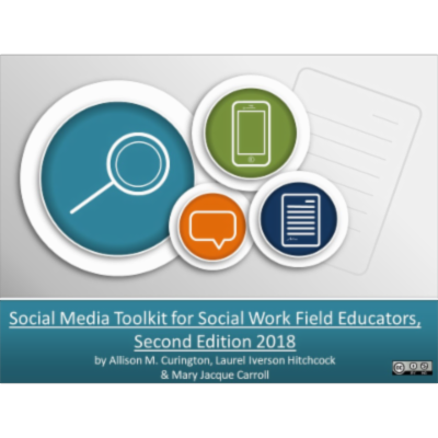 Social Media Toolkit for Social Work Field Educators icon