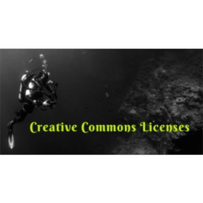 Using Creative Common Licenses and Creative Commons Licensed Works icon