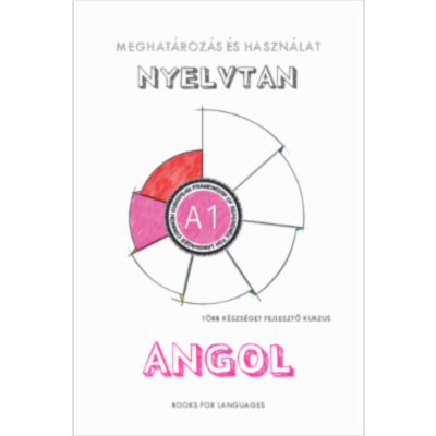 English Grammar A1 Level for Hungarian speakers icon