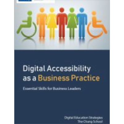 Digital Accessibility as a Business Practice icon