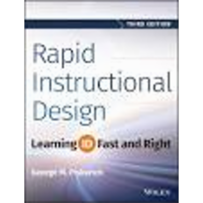 Rapid instructional design - Google Search icon