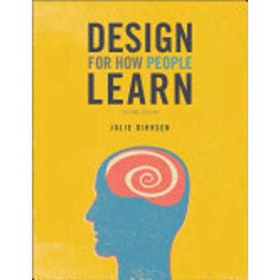Design for How People Learn: Edition 2 by Julie Dirksen - Books on Google Play icon