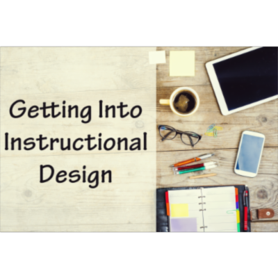Getting Into Instructional Design - Experiencing eLearning icon
