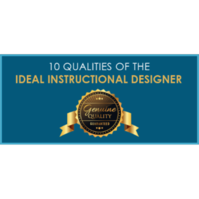 10 Qualities of the Ideal Instructional Designer icon
