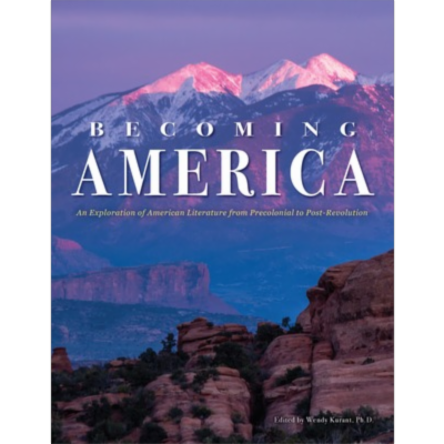 Becoming America: An Exploration of American Literature from Precolonial to Post-Revolution icon