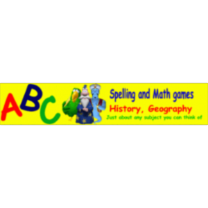 ABC Spelling Games and Math Games icon
