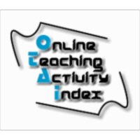 Online Teaching Activity Index icon