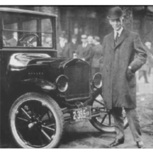 ESL CIVICS: Henry Ford the Inventor