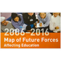 Map of Future Forces Affecting Education icon