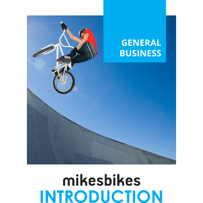 MikesBikes Introduction icon