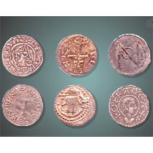 Anglo Saxon Coins