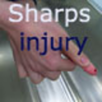 Sharps Injury icon