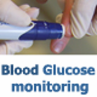 Blood Glucose Monitoring icon