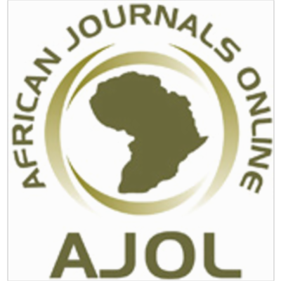 African Journals OnLine (AJOL) icon