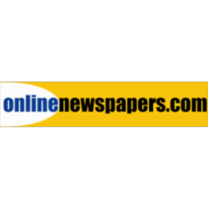 Online newspapers icon