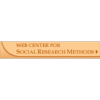 Web Center for Social Research Methods icon