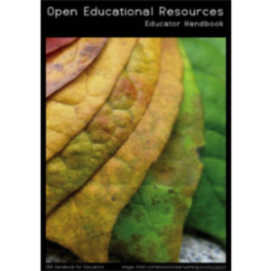 OER Handbook for Educators 1.0