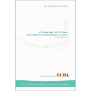 Common Wisdom: Peer Production of Educational Materials