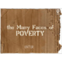 The Many Faces of Poverty icon