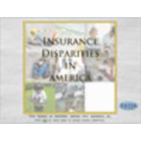 Insurance Disparities in America icon