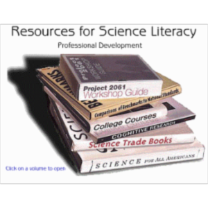 Resources for Science Literacy icon