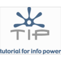 Locating: Tutorial for Info Power (TIP) icon
