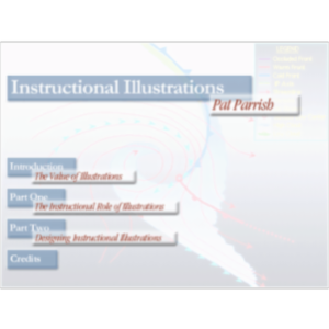 Instructional Illustrations icon