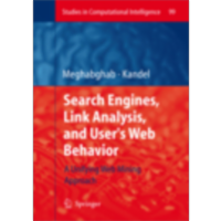 Search Engines, Link Analysis, and User's Web Behavior icon