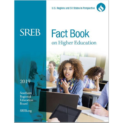SREB Fact Book on Higher Education icon