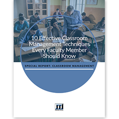 10 Effective Classroom Management Techniques Every Faculty Member Should Know icon