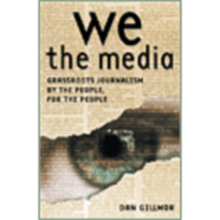 We the Media: Grassroots Journalism by the People, for the People icon