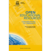 Open Educational Resources Conversations in Cyberspace icon