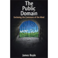 The Public Domain Enclosing the Commons of the Mind icon
