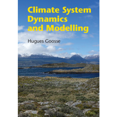Introduction to Climate Dynamics and Climate Modelling icon