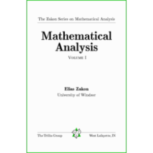 Mathematical Analysis I icon