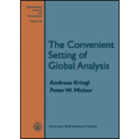 The Convenient Setting of Global Analysis icon