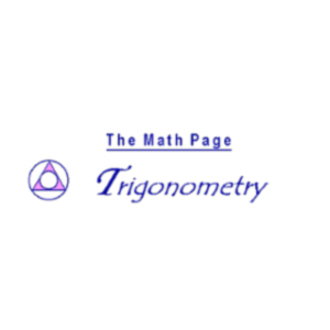 The Math Page:  Trigonometry icon