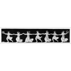 The Project Gutenberg EBook of The Dance icon