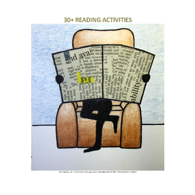 30+ Reading Activities icon