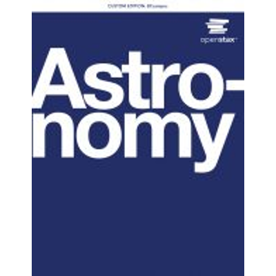 Astronomy (OpenStax) icon
