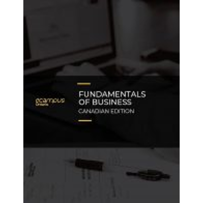 Fundamentals of Business - Canadian Edition icon