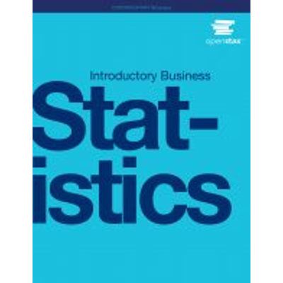 Introductory Business Statistics (OpenStax) icon