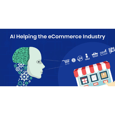 Artificial Intelligence in eCommerce Industry icon